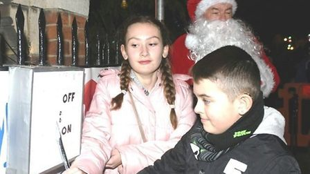 It has been confirmed that Doddington will still see its Christmas lights switched on, despite the annual switch-on and...