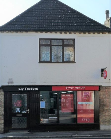 Newly opened Ely post office. You will find it at Ely Traders, 7 St Mary's Street, Ely, CB7 4ER. Picture; POST OFFICE