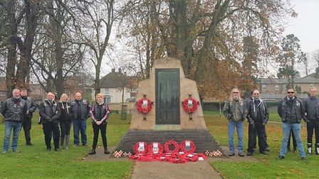 Remembrance Sunday in Littleport remained low key, in line with Government guidelines, but across the village people found...