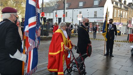 A much reduced but nonetheless poignant ceremony ensured Ely paid full respect on Remembrance Sunday. The public was...