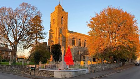 Villages across East Cambridgeshire commemorated Remembrance Day on a smaller scale this year due to the ongoing Covid-19...