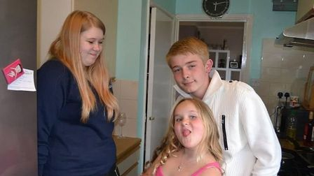 Photos released by the family of James Rogers, 21, who was found dead by the ambulance service called to a house in...