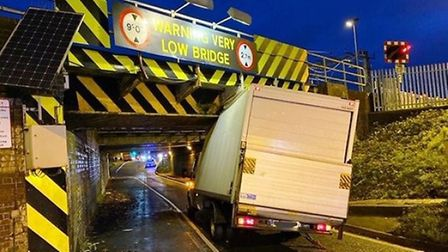 In 2018 Stuntney Bridge in Ely was dubbed 'Britain's Most Bashed Bridge' after being struck more than 120 times and was...