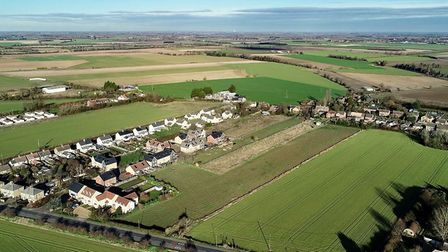"""Jonathan Stiff, Director at Cheffins in Ely said of Fordham land sale: """"By advising the landowners throughout the whole..."""