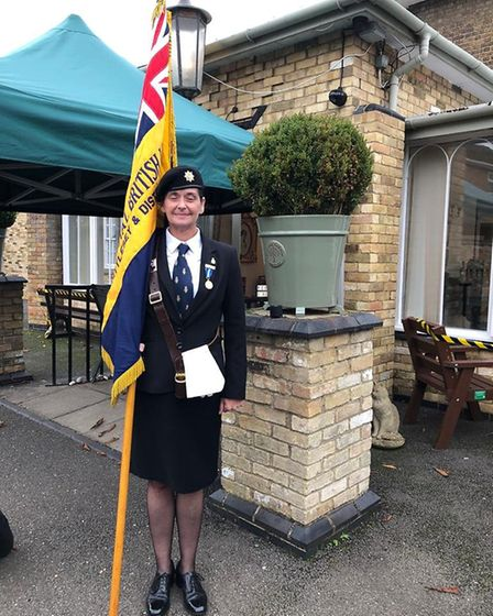 Constance Peace, who was born on Armistice Day, celebrated her 102nd birthday today at the Hermitage, Whittlesey. She was...
