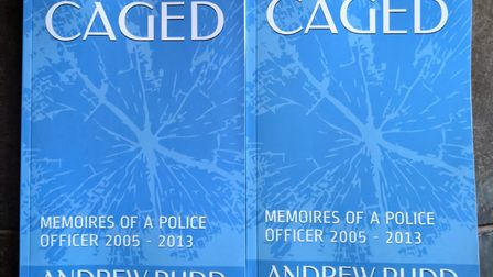 Caged: Memories of a Police Officer. Picture: Supplied