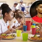 The number of Cambridgeshire children receiving free school meals has risen by 20 per cent since the