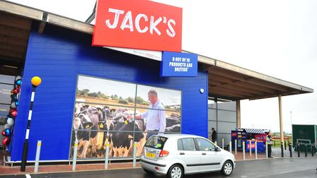 You will of course be familiar with Jacks supermarket in Chatteris. But when did it open? Answer that and you could win...