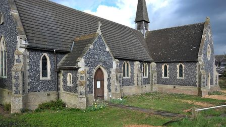 St Peter's Church in Prickwillow. Picture: Steve Williams.