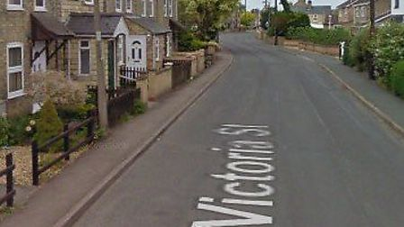 A man in his sixties was sent to hospital after being attacked by masked men at his home on Victoria Street, Littleport.