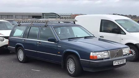 Craig Cheetham had his Volvo 760 estate and Rover 214 stolen from his home at Furrowfields Road in Chatteris on November...