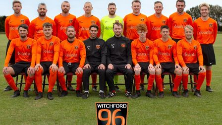 Witchford 96 first-team (pictured) secured promotion to step seven for the first time in their history, as the club...