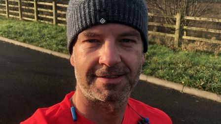 Tim Brammer set a new PB for the mile at March Athletics Club's magic mile.