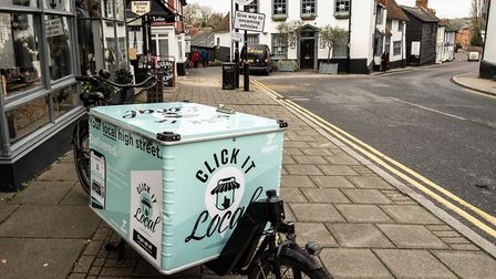 Click It Local comes to Uttlesford, and serves towns including Great Dunmow. Picture: CLICK IT LOCAL