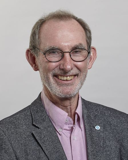 Councillor Neil Reeve. Picture: UTTLESFORD DISTRICT COUNCIL