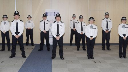 A driving instructor, hairdresser and sales assistant are among Cambridgeshire Constabulary?s new voluntary recruits.