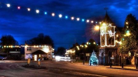 Doddington Christmas Lights committee have urged residents not to touch the illuminations after one of its pole was found...