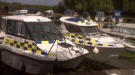 Four boat owners caught at east Cambridgeshire marinas with unregistered vessels have each received hefty fines. Picture...