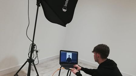 Dan Starling (pictured) has launched his own business and has already received bookings for his new studio as he looks to...