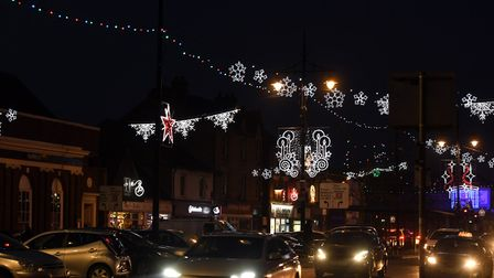 March held a virtual Christmas lights switch-on event as the town lit up once again for the festive period. Residents, who...