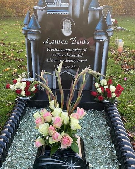Claire Danks, whose daughter Lauren was killed by a speeding drink driver while travelling home to Soham, is urging people...
