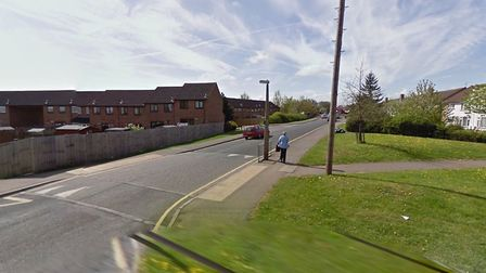 Police are investigating a suspected murder of a woman inHigh Barns, Ely. Four arrests have been made. Picture; GOOGLE