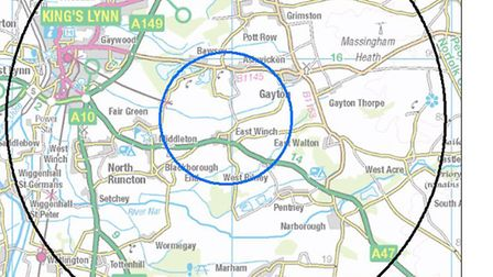 A 3km Protection Zone and 10km Surveillance Zone havebeen put in place around a turkey farmnear King's Lynn where an...
