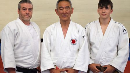Stuart Aldous, who will manage the new Ely dojo, is hoping to make an impact on his local community once doors are able to...