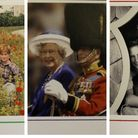 A collection of Christmas cards from the Queen and Prince Charles are to be auctioned at Rowley's. Ely, for charity.