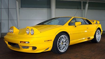 The last Lotus Esprit from the production line at Hethel is signed off.
