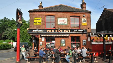 The Fat Cat pub in Norwich has won the Best Pub for Beer 11times