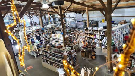 Suffolk Food Hall has everything you need for festive feasts and gorgeous gifts this Christmas Picture: Suffolk Food Hall