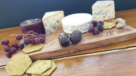 It wouldn't be Christmas without a cheeseboard. Suffolk Food Hall's selectionsstart from £20 Picture: Suffolk Food Hall