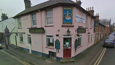 The Stowmarket pub could be converted into a takeaway Picture: GOOGLE MAPS