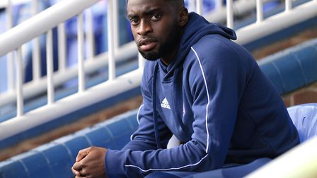Kane Vincent-Young is set to return to training on Monday. Picture Pagepix Ltd