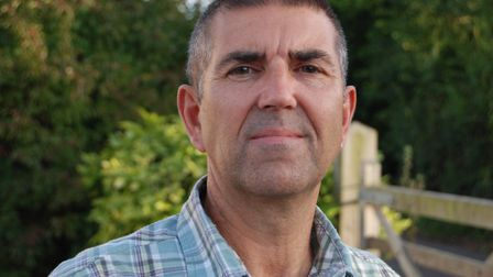 Graham White is from the Suffolk branch of the National Education Union. Picture: GRAHAM WHITE