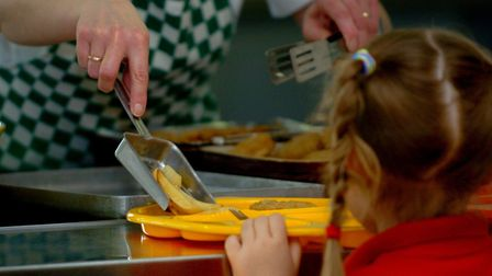 Families eligible for free school meals will be able to claim £25 food vouchers per child over the Christmas holiday.