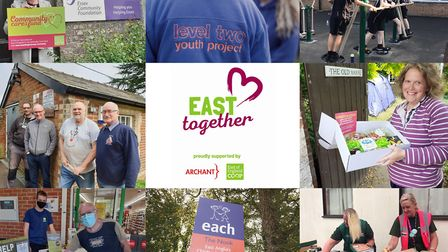 #EastTogether showcases local organisations and charities making a positive impact with community action...