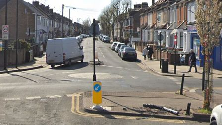 Central Park Road in East Ham... 3rd fastest broadband in London. Picture: Google