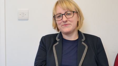 Caroline Hennessy is the Eastern England lead for social care at Unison. Picture: UNISON