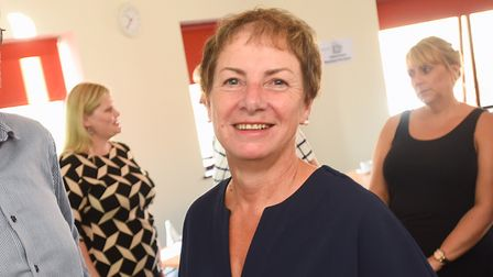 Jane Storey has been county councillor for the Elmswell and Woolpit areas since 2002 Picture: ARCHANT
