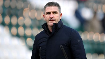 Plymouth Argyle manager Ryan Lowe thinks his side deserved to beat Ipswich Town yesterday. The Pilgrims lost 2-1 Picture...
