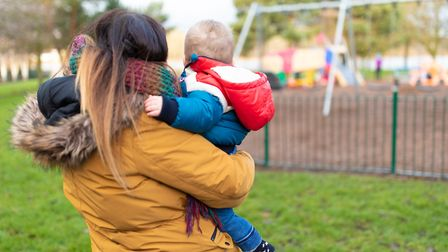 Home-Start in Suffolk provides care for families struggling across the county Picture: Home-Start in Suffolk