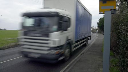 Drivers can be fined for meddling with tachographs as it breaks the rules regarding rest periods and drivers hours.