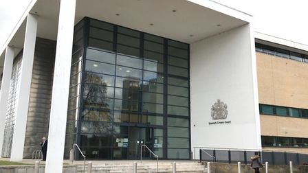 Rebecca Beswick is on trial at Ipswich Crown Court Picture: ARCHANT