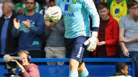 Norwich City keeper John Ruddy is reportedly attracting interest from a clutch of Premier League clu