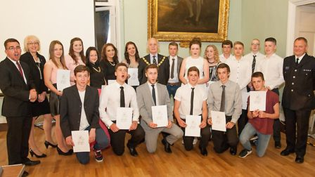 This week over nearly 70 young people from around the county graduated from the National Citizen Ser