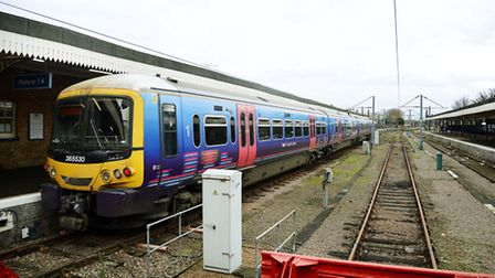 Half hourly services are set to run all day between King's Lynn and London. Picture: Ian Burt