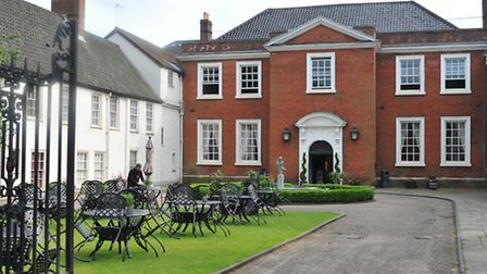 The Assembly House in Norwich. Photo: Bill Smith