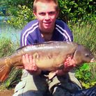 Keen fisherman Matthew Eckett who was killed after being hit by a bus in Caister. Picture: CollectC